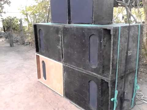 ตู้ลำโพงสูตรDevil SUBเบส18นิ้ว สุรินทร์ เสียงดุมากครับสำหรับคนที่ชอบเสียงBassหนักๆและแรงสั่นสะเทือน