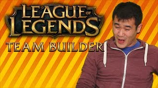 League of Legends Team Builder - Hot Pepper Fire Sale