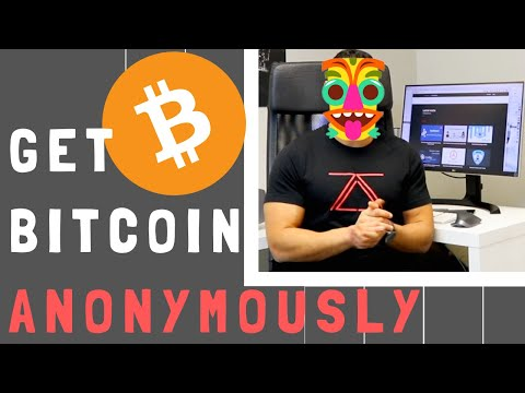 4 Ways To Get Bitcoin Anonymously