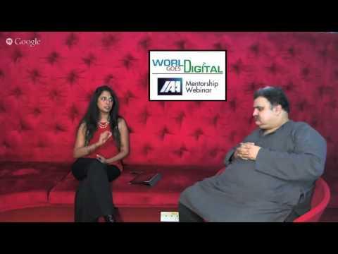 IAA Webinar with Charulata Ravi Kumar, CEO, Razorfish India