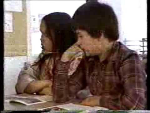 Martine og Karen fra Ilulissat.  Film om børn på Grønland