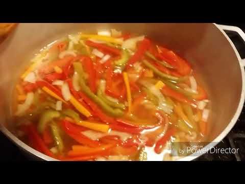 Homemade Jamaican Escovitch Sauce (Episode 350)