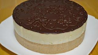 """Нежнейший Торт """"Птичье Молоко"""" (мой вариант) Cake """"Bird's Milk"""""""