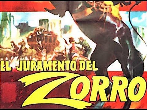 Ver El Zorro Cabalga Otra Vez – Rara Película Completa española by Film&Clips en Español