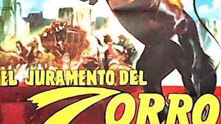 El Zorro Cabalga Otra Vez - Rara Película Completa española by Film&Clips