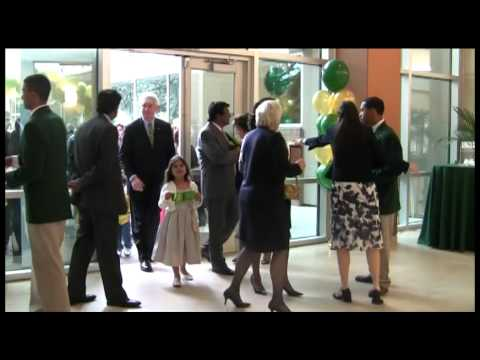 USF Dr. Kiran C. Patel Center for Global Solutions Ribbon Cutting