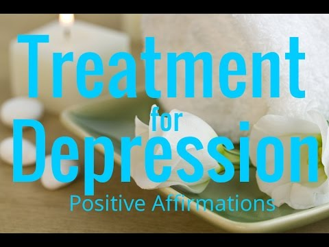 Treatment for Depression | Stress | Anxiety | Sleep |  Affirmations | Isochronic | Binaural Beats