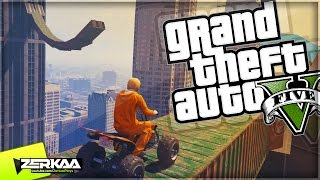 QUAD BIKES DOWN THE WALL | GTA 5 Funny Moments | E431 (with The Sidemen) (GTA 5 Xbox One)