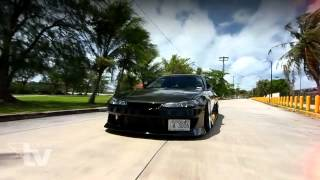 Hellaflush Guam Nissan Silvia S14