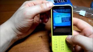 Мобильный телефон Nokia 225. Обзор и отзыв(Группа в одноклассниках http://ok.ru/group/52118078292175 Купили здесь: ..., 2015-04-30T08:27:46.000Z)