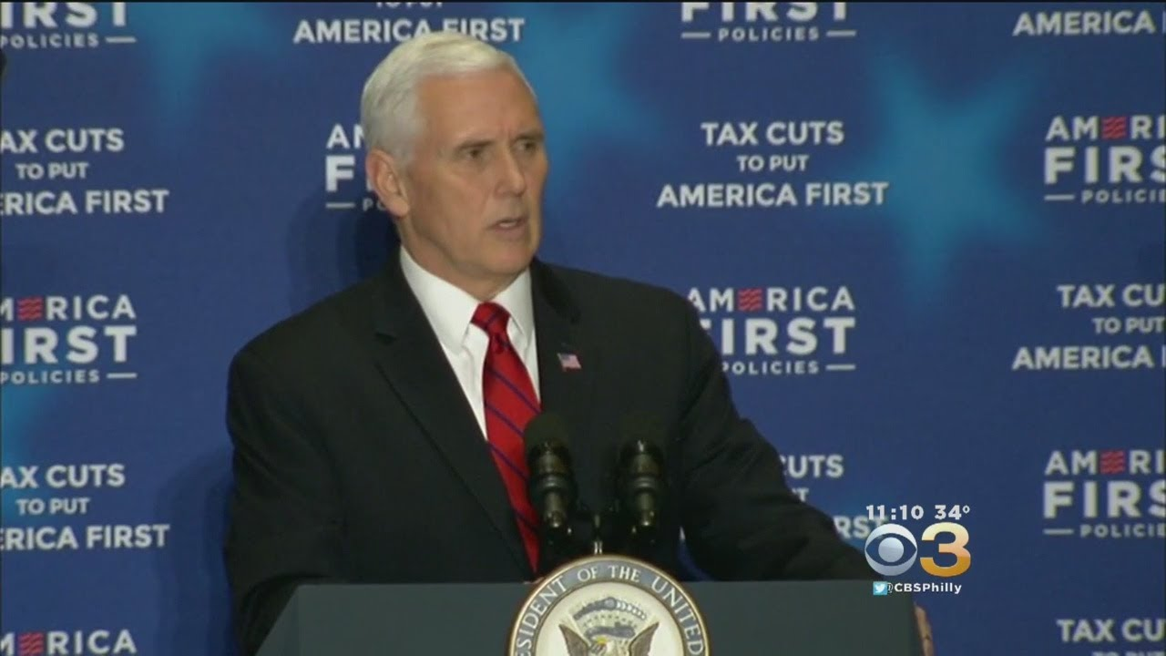 Pence: School Safety To Be Administration's Top Priority