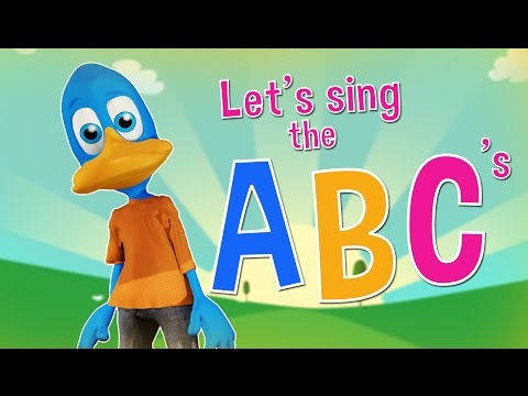 Let's Sing the ABCs | Alphabet Song