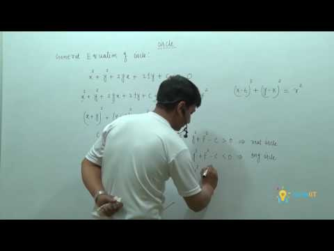 01 Definition and equation of circle by Rahul Khandelwal Sir