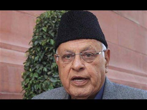 Farooq Abdullah lashes out at Narendra Modi