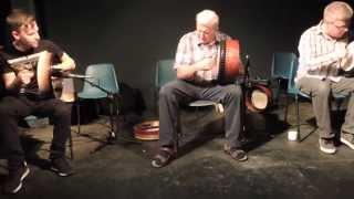 Cormac Byrne, Martin O'Neill and Micheal O hAlmhain (2)  - Craiceann 2014