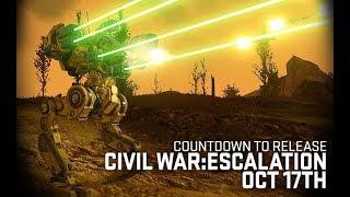 Civil War Escalation: Nightstar Preview