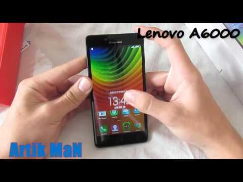 Обзор смартфона LENOVO A6000+небольшой бонус!///LENOVO A6000 smartphone review!