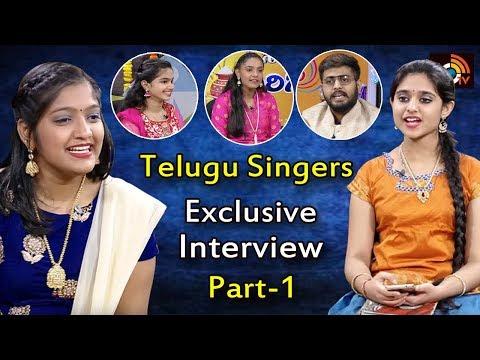 Special Chit Chat with Telugu Singers | #1 | Sankranti Special | సంక్రాంతి సరిగమలు..|  10TV