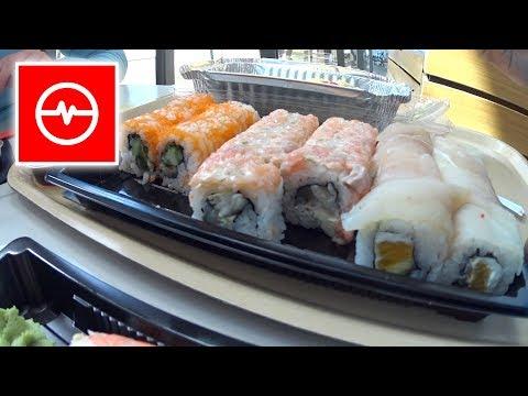 Fast Food Sushi - może być dobry? Sushi Master Polska