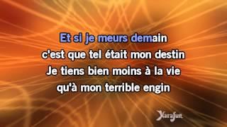 Karaoké Harley Davidson - Brigitte Bardot *