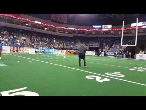 Texas Revolution Halftime 061816