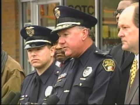 Oct. 24, 2002: D.C. Sniper Suspects Arrested