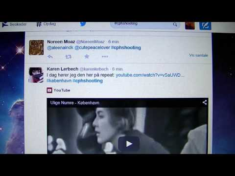 MongoTV_245 - Part 11 - Cphshooting Group Tweets From Twittert - Copenhagen