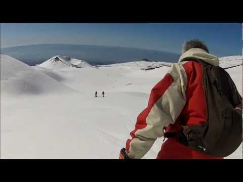 ETNA - ski on the Moon