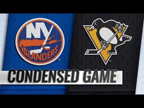 10/30/18 Condensed Game: Islanders @ Penguins