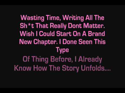 Chris Brown Ft Kevin McCall- Between The Lines (Lyrics On Screen)