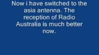 TWR Swaziland - 9500 khz - 18.55 UTC - Radio Australia 19.00 UTC - 18-02-2012
