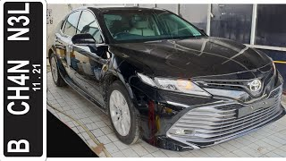 In Depth Tour Toyota Camry 2.5 G [XV70] - Indonesia