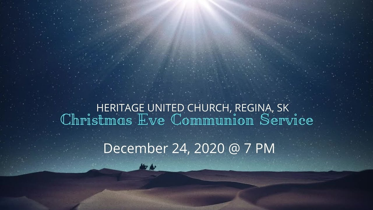 Christmas Eve Communion Service