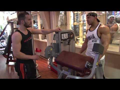 Nagebootst: 3Onderzoekt - Bodybuilden