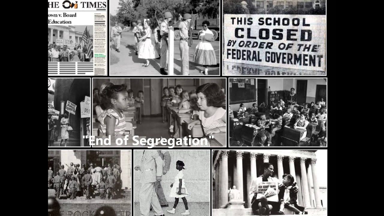 an overview of brown versus the board of education (brown vs board of education and issue: racial segregation in public schools) after hearing this statement, the court unanimously voted to end racial segregation in public schools in 1955 brown versus the board of education in topeka, kansas was perhaps the most renowned cases of its time.