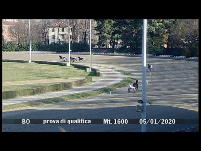 2020 01 05 | Metri 1600 | Prova di qualifica