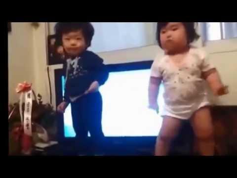 korean baby dance goes viral!!!!!! - YouTubeKorean Toddler Youtube