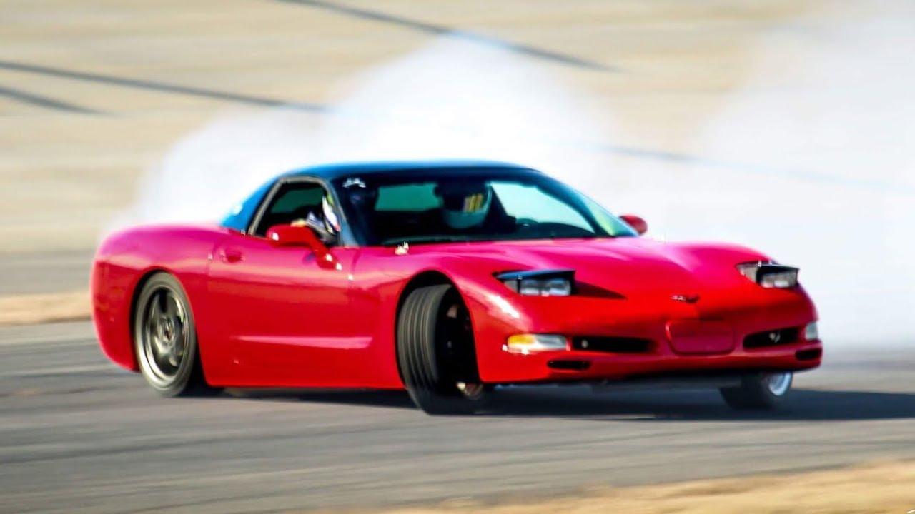 C5 / C6 Corvette drift angle kit information and install