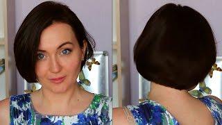 СТРИЖКА. Чем обусловлена ДЛИНА для тонких волос(Чем тоньше волосы,тем короче должна быть стрижка. Длинные стрижки на тонких волосах придают ещё более