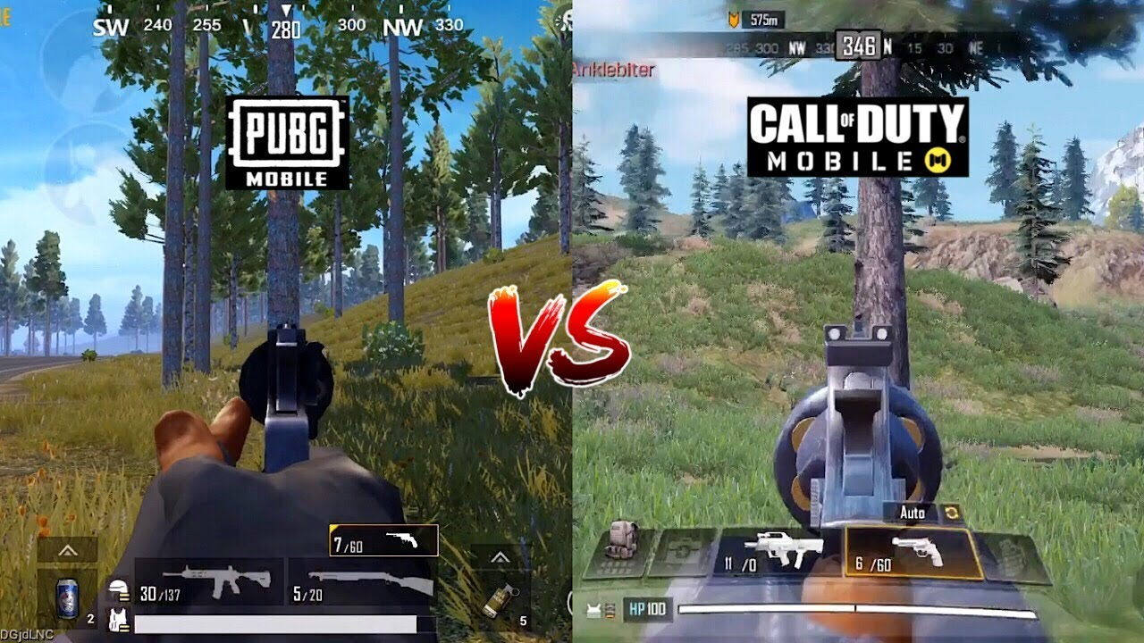 PUBG MOBILE VS CALL OF DUTY MOBILE   WHICH IS BETTER?