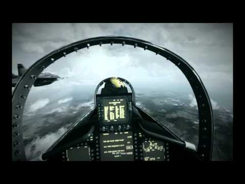 Battlefield 3 - Air Combat / Hava Savaşı - Gameplay (HD)