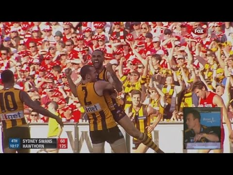 AFL 2014: Grand Final - Hawthorn highlights vs. Sydney (HD Version)
