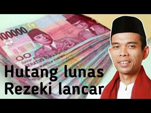Doa melunasi hutang dengan cepat...!!mustajab - YouTube