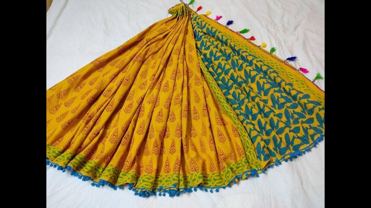 5f6ca49cff Bengal Handloom Soft Cotton Saree || Fancy Bengal Silk sarees || Malmal  Sarees