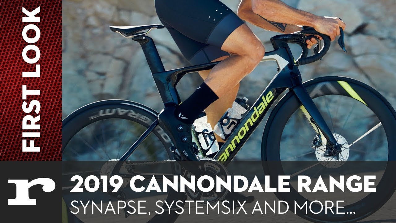 4cbce2558cd 2019 Cannondale Range Overview - First look at the new SystemSix, SuperSix,  Synapse and CAAD X | road.cc