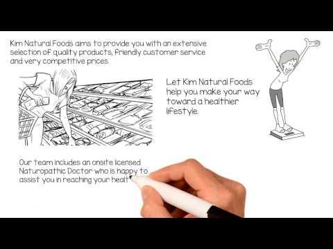 Kim Natural Foods Holistic Nutrition, Toronto's Favorite Organic Food & Health Store.