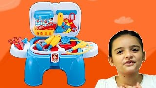 Play With Doctor Set | Doctor Kids | Doctor Toy Case | Kids Play As A Doctor