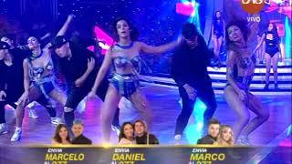 ¡Reguetón se baila en la Gran Final de Bailando Por Un Sueño Bolivia!