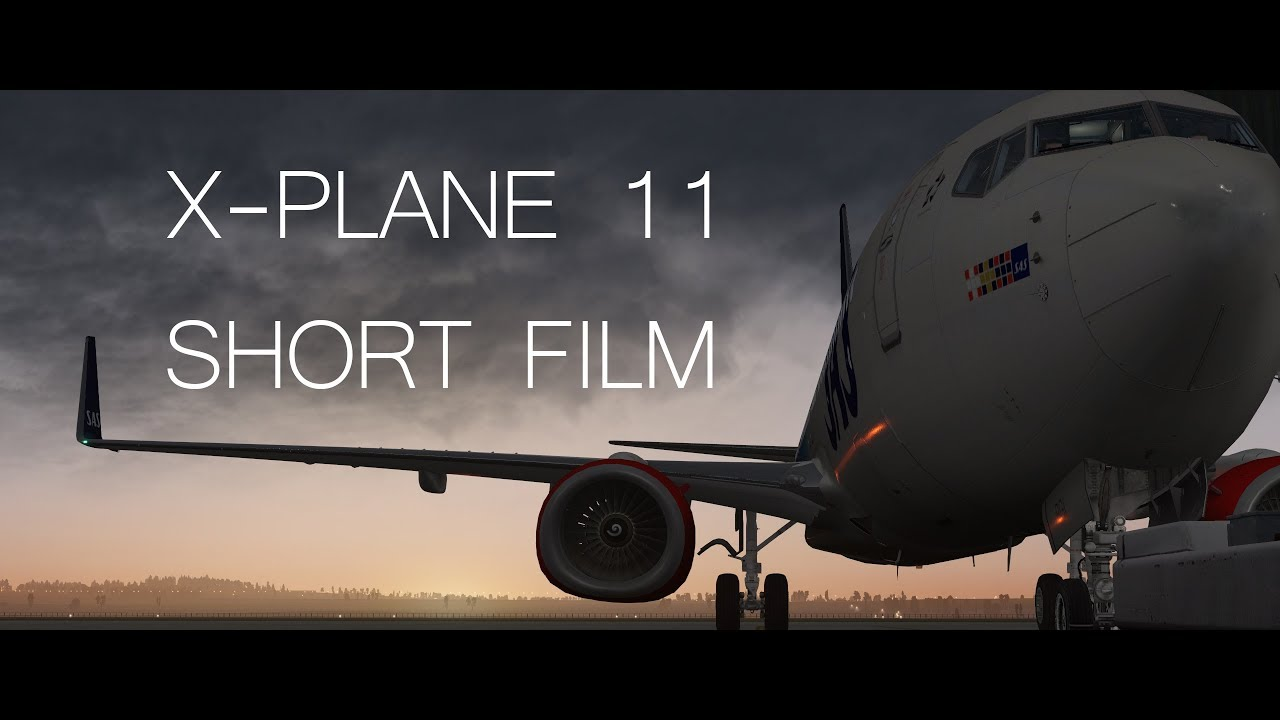 X-Plane 11 Short Film | It's been a while