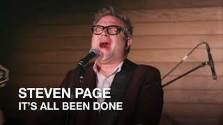 Steven Page   It's All Been Done   Playlist Live 2018